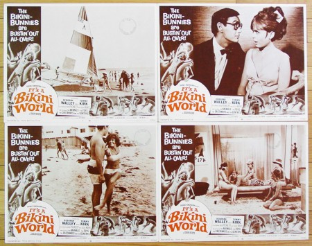It's a Bikini World (1967)