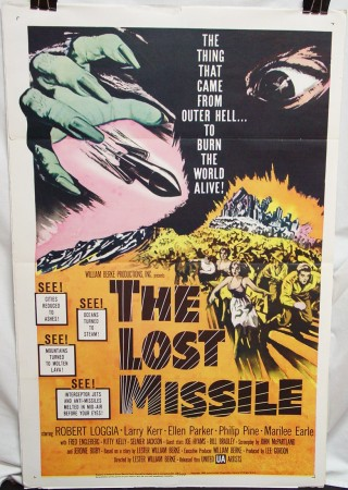 Lost Missile (1958) , The