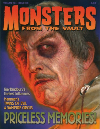 Monsters from the Vault #30