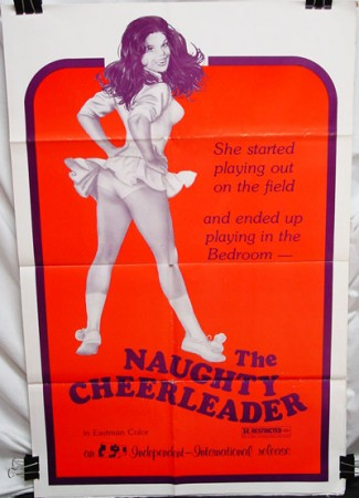 Naughty Cheerleader (1970) , The