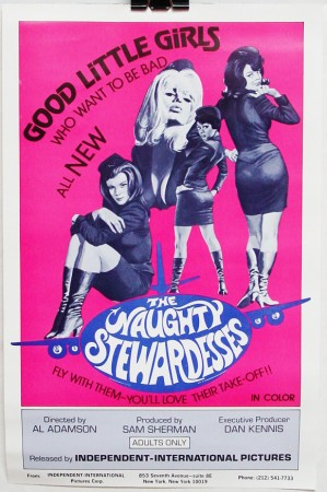 Naughty Stewardesses (1975)