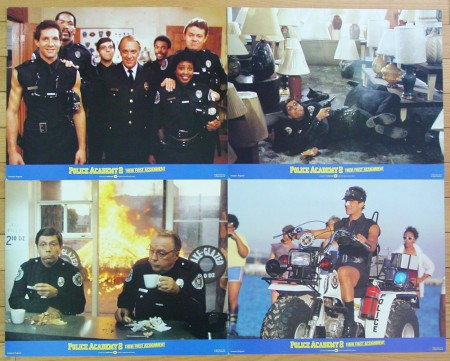 Police Academy 2 : Their First Assignment (1985)