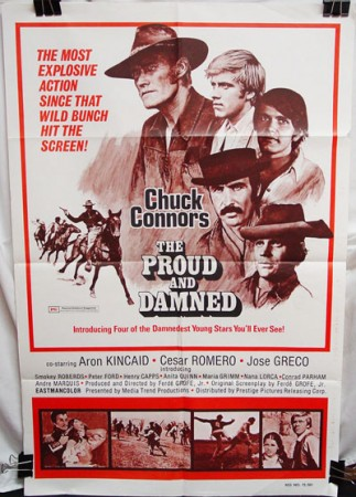 Proud and Damned (1972) , The
