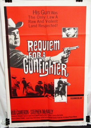 Requiem for a Gunfighter (1965)