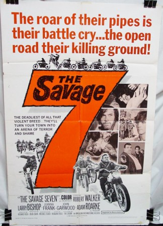 Savage Seven (1968) , The