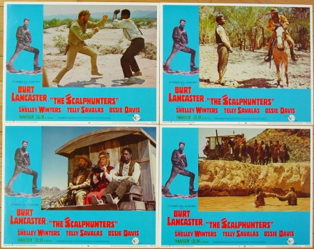 Scalphunters (1968) , The