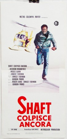 Shaft's Big Score (1972)