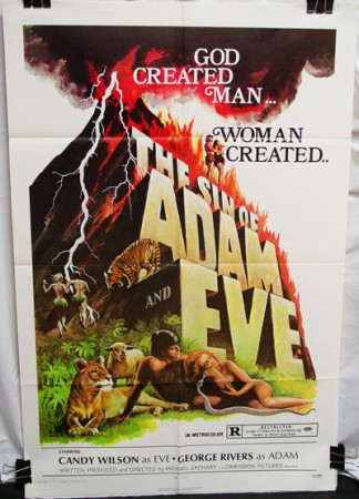 Sin of Adam and Eve (1972)