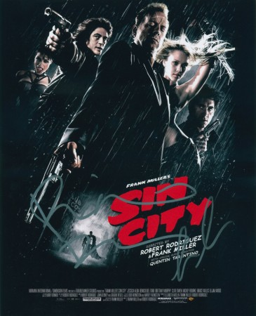 Sin City - 2 Signature Photo