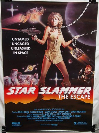 Star Slammer: The Escape (1988)