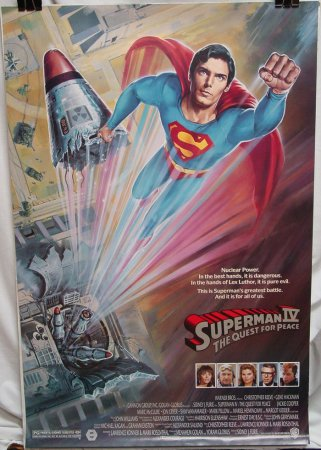Superman 4: The Quest for Peace (1987)