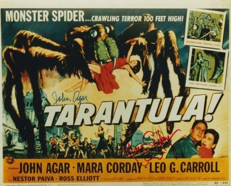 Tarantula 2 signature photo
