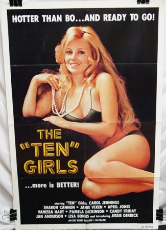 "The ""Ten"" Girls (1980)"