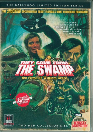 They Came From the Swamp: The Films of William Grefe (2016)