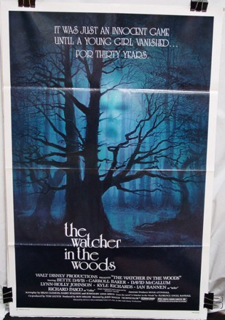 Watcher in the Woods (1981)