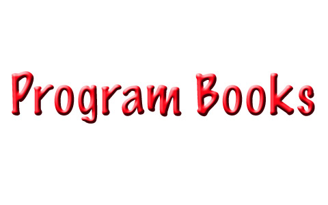 Program Books