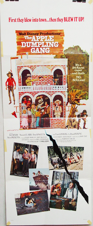 Apple Dumpling Gang (1975) , The