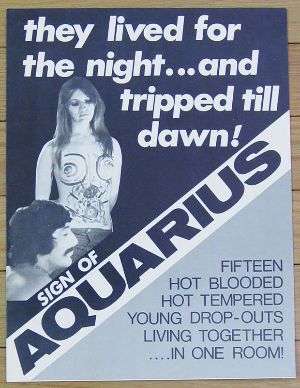 Sign of Aquarius (1970)