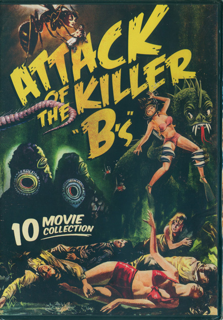 Attack of the Killer B's: 10 Movie Collection