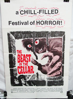 Beast in the Cellar (1971)