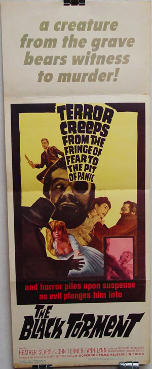 Black Torment (1964) , The