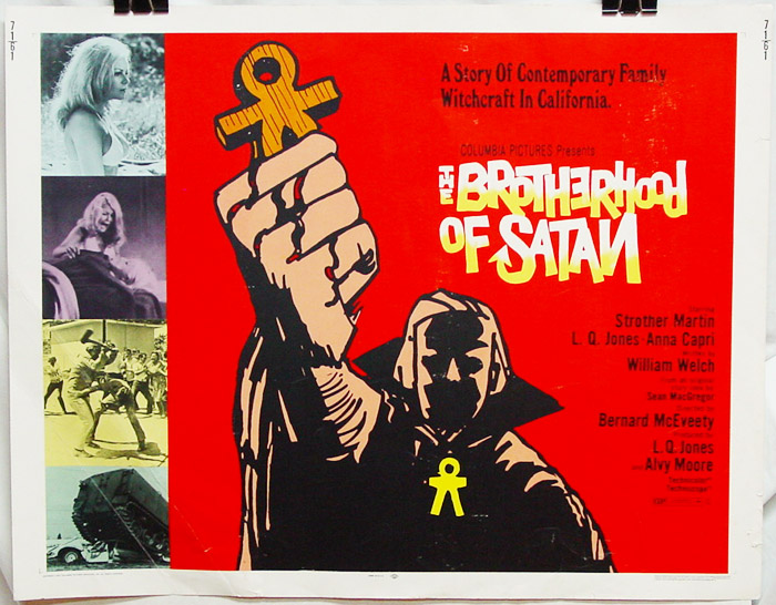 Brotherhood of Satan (1971) , The