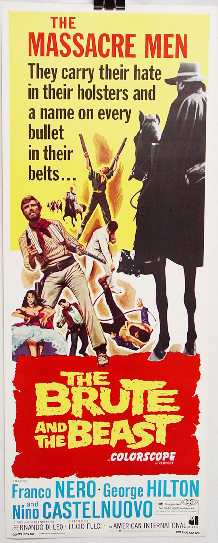 Brute and the Beast (1969) , The