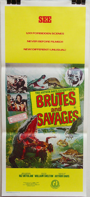 Brutes and Savages (1977)