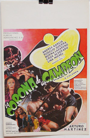 Crown of the Champion (1973)