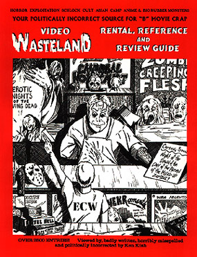 Video Wasteland Rental, Reference and Review Guide