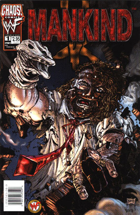 Mankind: The Comic Book #1 of 1