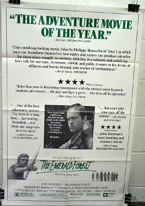 Emerald Forest (1985), The