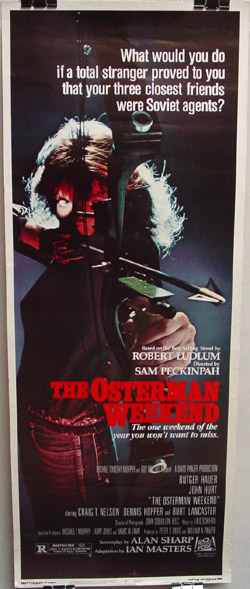 Osterman Weekend (1983), The