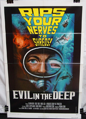 Evil in the Deep (1976)