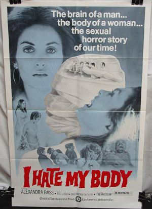 I Hate My Body (1974)