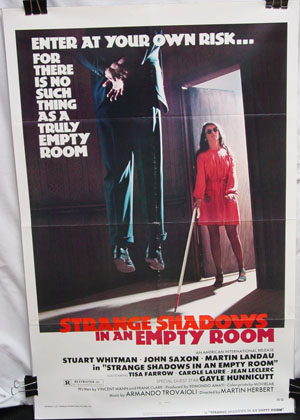 Strange Shadows in an Empty Room (1976)
