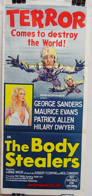 Body Stealers (1970) ,The