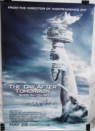Day After Tomorrow (2004) , The