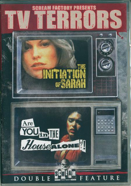Double Feature: Initiation of Sarah (1978) & Are You in the House Alone (1978)