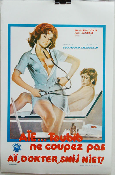 Doctor You're Not (1976) , A