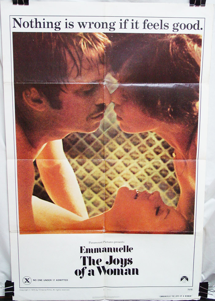 Emmanuelle The Joys of a Woman (1976)