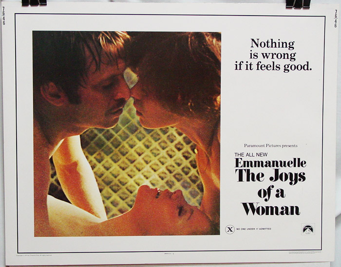 Emmanuelle the Joys of a Woman (1975)