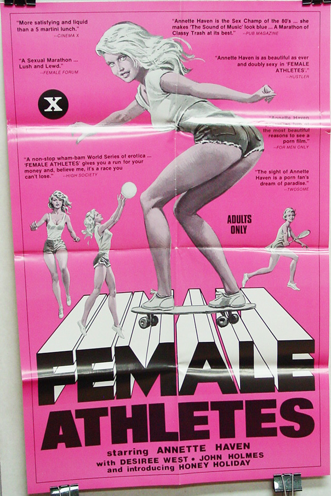 Female Athletes (1980)