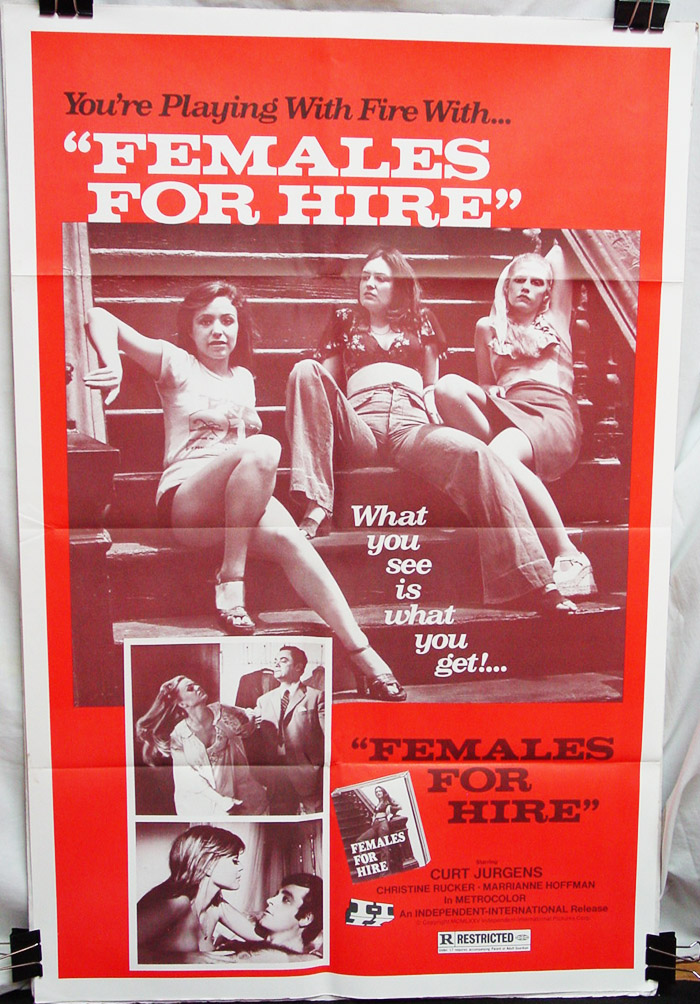 Females for Hire (1969)