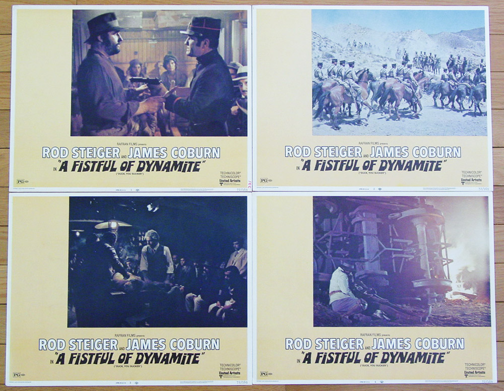 Fistful of Dynamite (1971) ,A