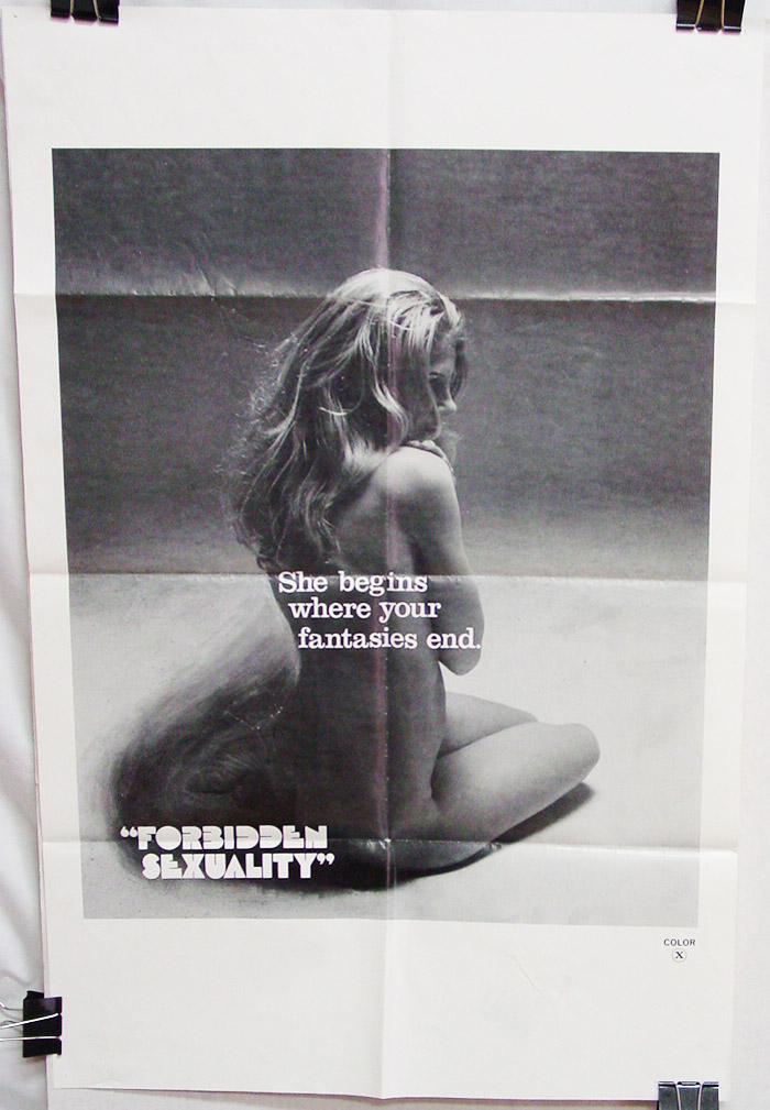 Forbidden Sexuality (1971)