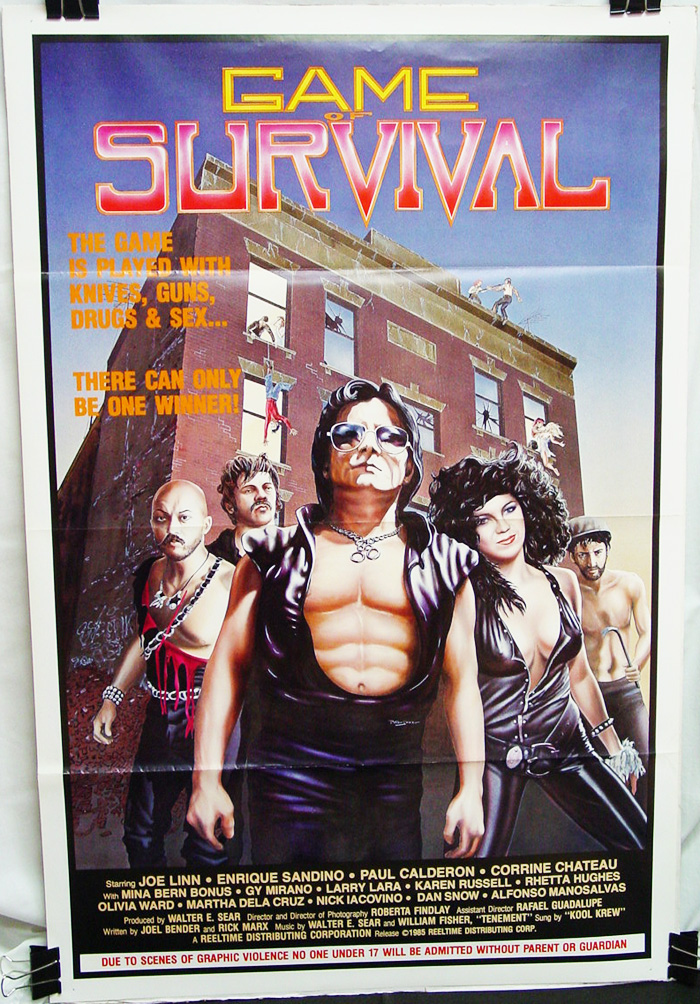 Game of Survival (1985)