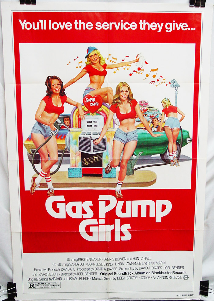Gas Pump Girls (1979)