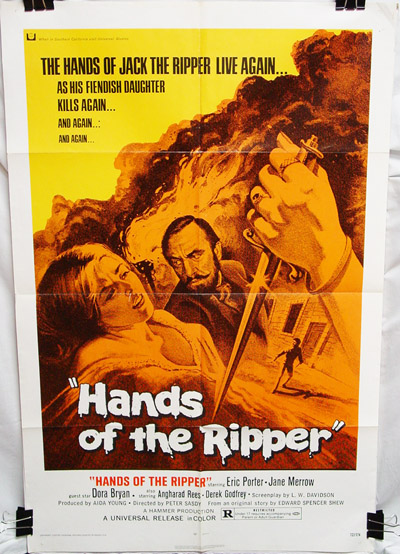 Hands of the Ripper (1972)