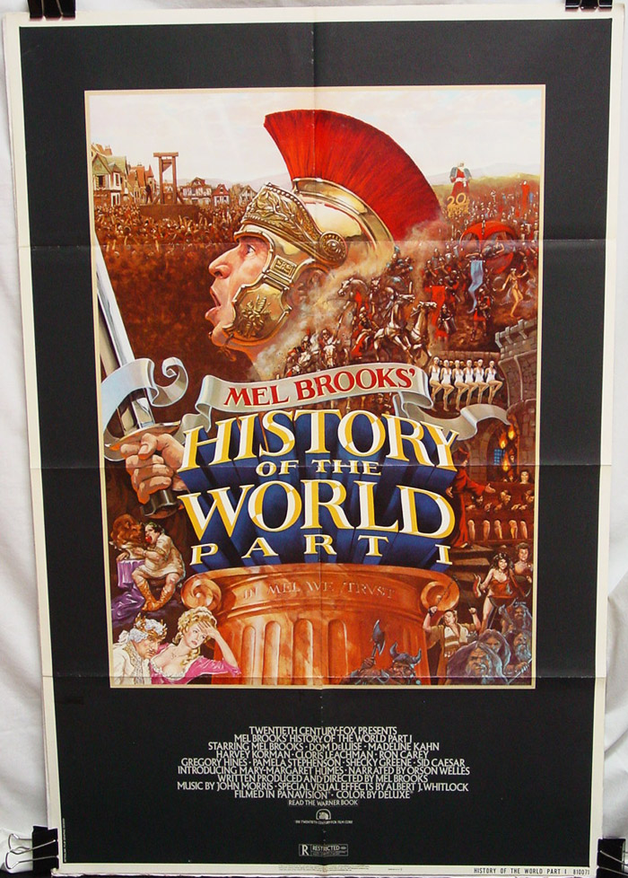 History of the World Part One (1981)
